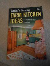 VINTAGE FARM  KITCHEN IDEAS CABINETS MID CENTURY  RETRO CATALOG 36 PAGES