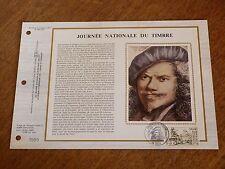 N° 672 S DU CATALOGUE CEF     JOURNEE NATIONALE DU TIMBRE