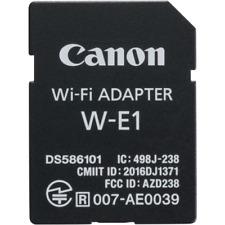 Canon W-E1 SD Schlitz Wi-Fi Adapter