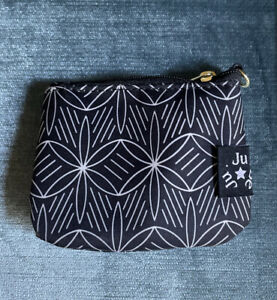 JuJuBe Coin Purse NEW in Package, Black & White New