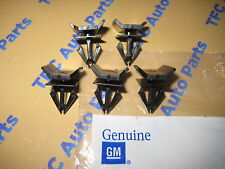 5 Chevrolet C6 Corvette Genuine GM Front Bumper To Fender Retainer Clip OEM New