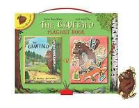 NEW  - the GRUFFALO MAGNET BOOK with 60 MAGNETS and a MINI BOOK Julia Donaldson