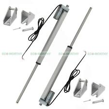 """2 Set 12V 18"""" Storke Linear Actuator 1500N for Multifunctional Operating Bed"""