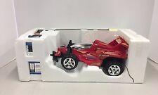 Vintage Nikko Remote Control Radio RC Car Snap On Racing Red 27 MHz 4.8 Volt