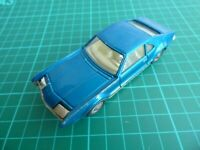 Corgi Toys 264 Oldsmobile Toronado Original Vintage Toy Car Blue Diecast