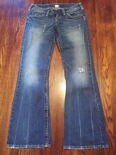 Silver Jeans Tuesday Women's Size 28/31 Zipper Fly VGUC!!!
