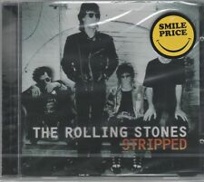 ROLLING STONES STRIPPED CD SIGILLATO!!!