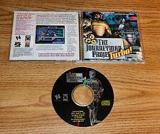 Journeyman Project Turbo (PC, 1994) windows adventure game