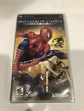 Spider-Man: Friend Or Foe  PSP Game, Case, Booklet