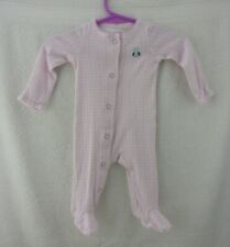 Doll Clothes Carter's Geometric Owl Sleeper Newborn Infant Outfit