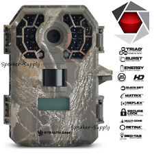 Stealth Cam Triad G42NG Game Trail Cam No Glo 10MP HD Video Audio IR  STC-G42NG