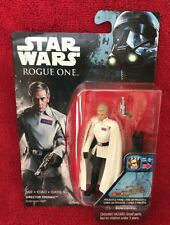 "STAR WARS DIRECTOR KRENNIC ~ SW ROGUE ONE ~  3.75"" FIGURE ~ NEW IN HAND TO SHIP"
