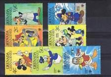 Serie Disney postfris MNH Grenada: Mickey Donald Goofy (dis048)
