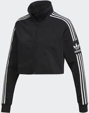 Womens Adidas Originals Crop Track Top DU8192