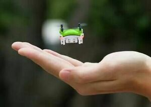 Mini Drone Small Pocket Drone Quadcopter 3D Roll Helicopter Kids Remote Control