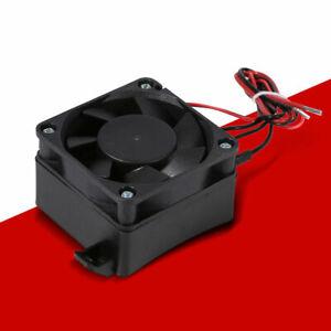 100W PTC Car Fan Air Heater Electric Heater Portable Constant Temperature Heatin