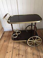 Vintage Buffet, Drinks Serving Trolley cart