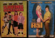 Saving Silverman And Shallow Hal Dvd