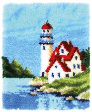 "Vervaco Knüpfteppichpackung "" Leuchtturm "" PN-0168737"