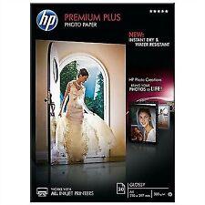Papel HP fotografico satinado Cr672a A4