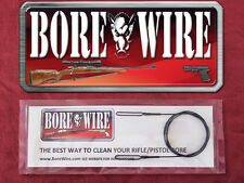 "Bore Wire HD 30"" Rifle Bore Cleaning cable - stainless nylon covered - Quality"