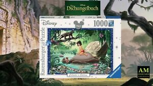 Ravensburger Puzzle - Disney Collector`S Edition The Jungle Book - 1000 Pieces