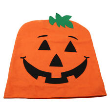 Pumpkin Chair Cover Halloween Decoration Party Lantern Haunted House Seat New TM