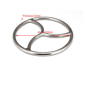 Stainless Steel Ring Chastity Triskele Suspension A133