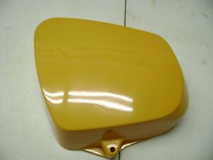 NOS KAWASAKI G3SS G3TR RIGHT SIDECOVER SIDE COVER YELLOW