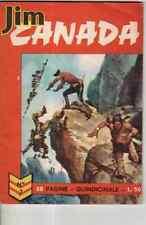Jim Canada n 7/1965 (collana grandi laghi) - Ed. Dardo