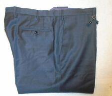 Incotex Super Fine 120's Wool Dark Gray Dress Pants NWT $425 40 Waist Trim Fit
