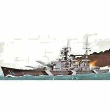 "Lindberg 1:762 Scale "" Scharnhorst "" Wwii German Battleship, Model Kit # 70862"