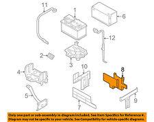 AUDI OEM 03-06 TT Quattro Battery-Rear Support 8N7915355
