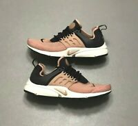 2017 Women's NIKE Air Presto Port Wine Particle Pink Running Size 7 (878068-604)