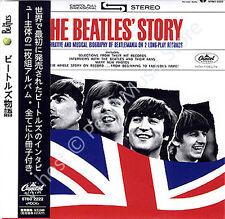 BEATLES THE BEATLES' STORY CD MINI LP OBI Harrison Lennon McCartney Starr new