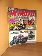 In Moto -n°1- Gennaio 1992 - BMW K 75 RT/Honda PC 800/Suzuki GSX-R 750 - Rivista