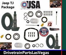 Jeep TJ USA Standard Dana 35 30 Ring Pinion Gears Package Top Pinion Kits 5.13