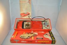 Schuco 2095 Mercedes Benz 190 SL perfect mint in original box OVP SELTEN SUPERB