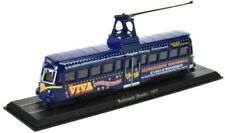 Atlas Editions Blackpool RAILCOACH Brush 1937 Tram Die Cast Model 4648103