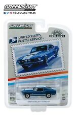 Greenlight 30067 Usps On the Move 1967 Shelby Gt500 Exclusive 1:64