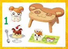 Re-ment Miniatures Hamutaro Hamster Furniture Room rement No.01