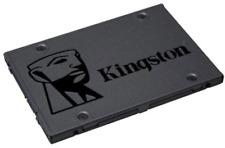 Kingston SSDNow A400 2,5 Zoll 240GB Interne SSD - Schwarz (SA400S37/240G)