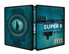 SUPER 8  STEELBOOK  - BLU RAY  BLUE-RAY FANTASCIENZA