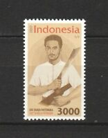 INDONESIA 2017 200 YEARS PATTIMURA COMP. SET OF 1 STAMP IN MINT MNH UNUSED