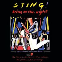 Sting - Bring On The Night (Sound and Vision) [CD]