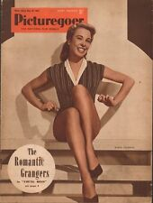 JOAN COLLINS - MARGE CHAMPION - Vintage British Picturegoer Magazine 1953 C#40