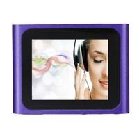 "Digital MP3 Music 1.8"" LCD Screen Media Video Movie Radio FM 6th MP4 Player D FT"