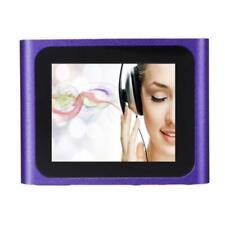 "Digital MP3 Music 1.8"" LCD Screen Media Video Movie Radio FM 6th MP4 Player D FT"