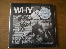 DISCHARGE - WHY - 180 GR. REISSUE LP - 1998