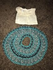 Terri Lee Doll Clothing Two Piece 00004000  Squaw Outfit Tagged